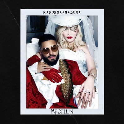 Madonna + Maluma - Medellín [single] (2019) Mp3 - 320 kbps