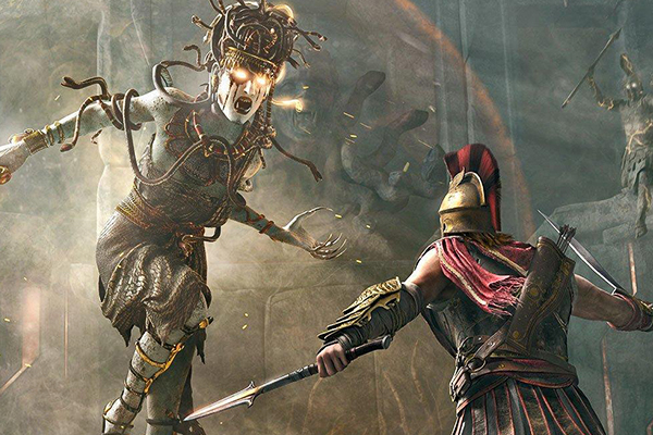 "Assassin's Creed Odyssey - где найти все артефакты в квесте ""Врата Атлантиды"""