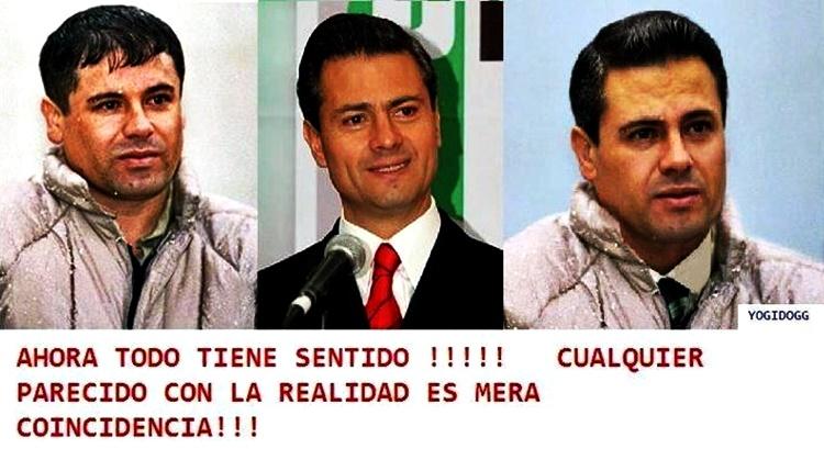 El Chapo le dio 100 millones de dólares a EPN: Cifuentes