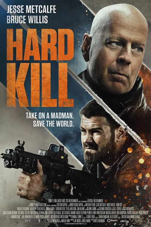 Hard Kill | 2020 | m720p - m1080p | WEB-DL | Türkçe Altyazılı | Tek Link