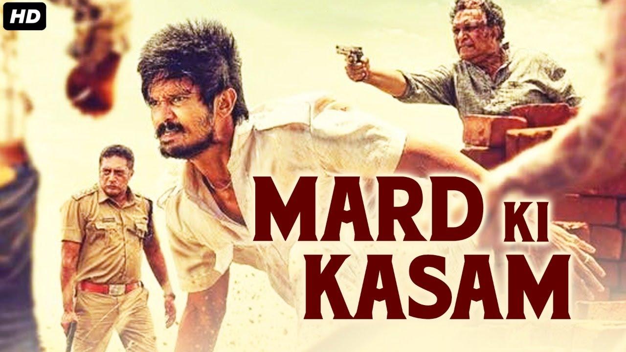 Mard Ki Kasam (2021) Hindi Dubbed UNCUT 720p HDRip 700MB Download