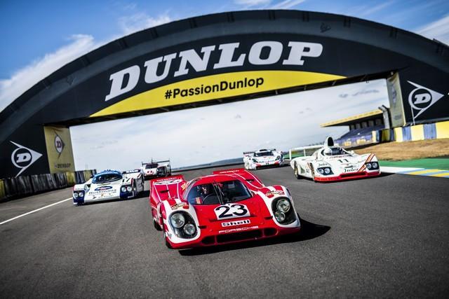 Porsche réuni six prototypes vainqueurs au classement général au Mans S20-4233-fine