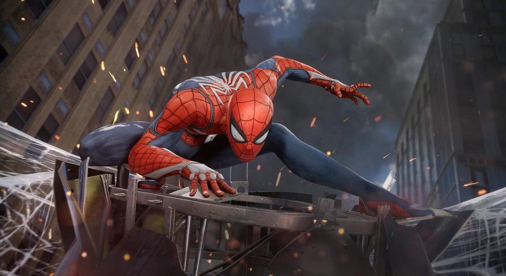 One of the best games for PS4 is SpiderMan