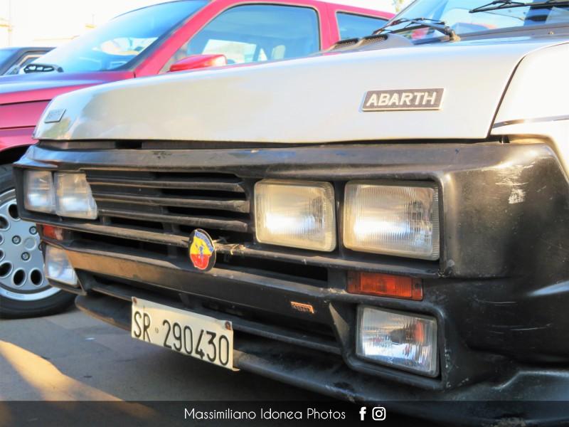 Raduno Auto d'epoca - Trecastagni (CT) - 21 Luglio 2019 Fiat-Ritmo-Abarth-125-TC-2-0-125cv-88-SR290430-3