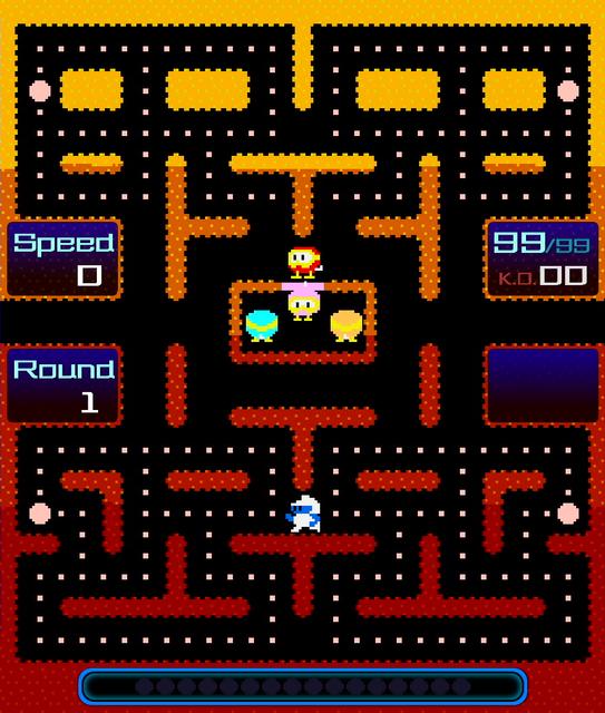 「Nintendo Switch Online」加入者限定特典 「PAC-MAN」99人大逃殺殊死戰《PAC-MAN 99》繁體中文版即日起免費發布 12