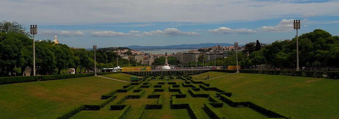 Parque Eduardo VII, em Lisboa
