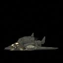 2 Vehículos militares futuristas Ejecutador