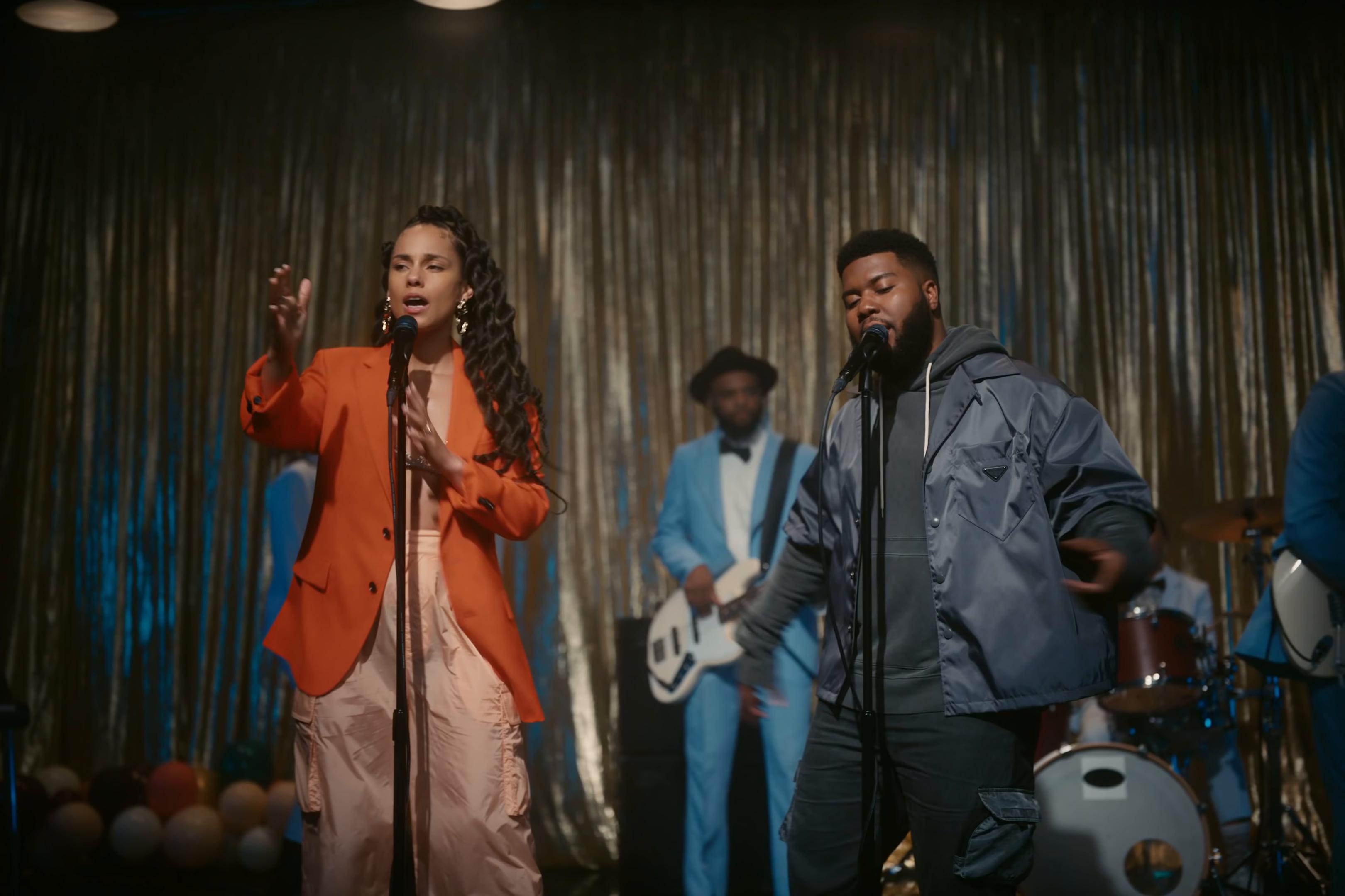 Alicia Keys - So Done (feat. Khalid) - Music Video - 2020