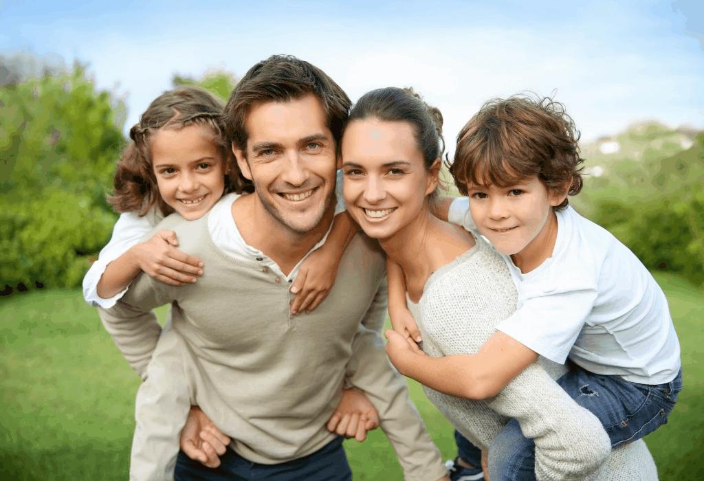 Family Born as Winners