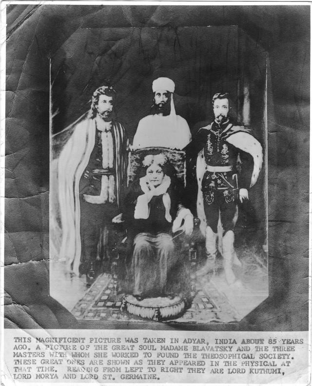 БРЭДЛИ ЛЮБЯЩИЙ - КОПАНИЕ ГЛУБОКО ВНУТРИ САТАНИНСКОЙ РЕЛИГИИ И ПРАВИЛА ЧЕРНОЙ МАГИИ (3 статьи)  Blavatsky-and-the-so-called-masters