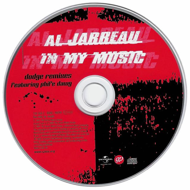 Al-Jarreau-In-My-Music-CD