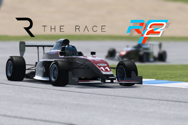 rFactor2. The Race All-Star Esport Battle