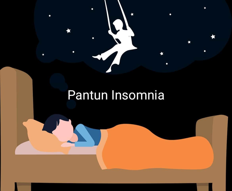 Pantun Tentang Tidak Bisa Tidur (Insomnia)