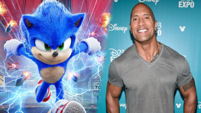 Sonic The Hedgehog Movie Actor Neil Mcdonough Suggests Dwayne The Rock Johnson Will Star In Sequel