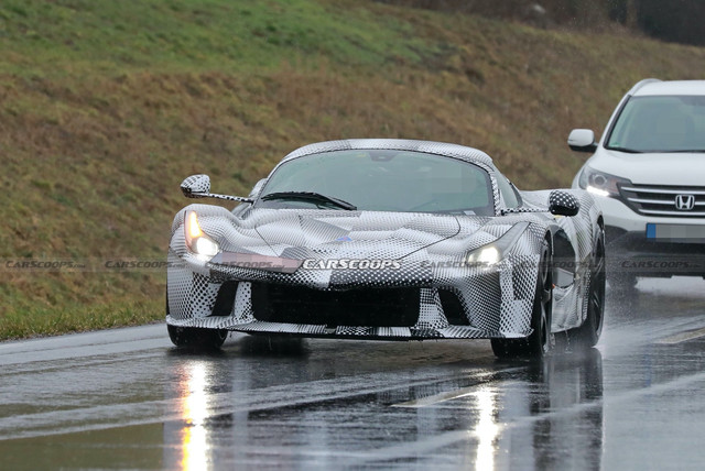 2023 - [Ferrari] LaFerrari II 9-F6-A8291-8500-4-CDB-8678-262291-E0-B66-C