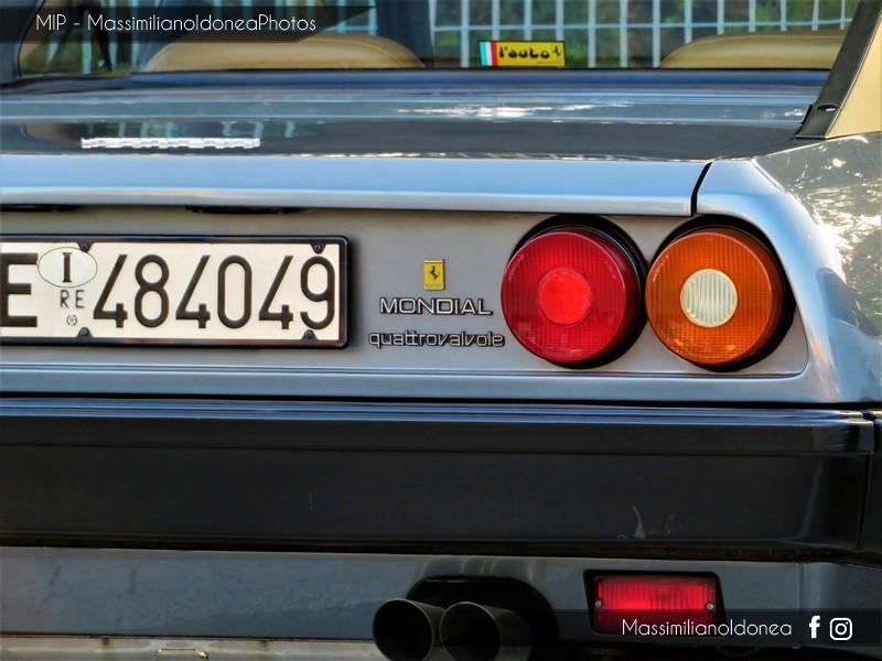avvistamenti auto storiche - Pagina 38 Ferrari-Mondial-Quattrovalvole-2-9-234cv-82-RE484049-59-300-6-7-2018-2
