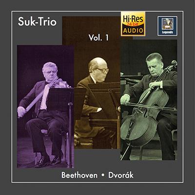 The Suk-Trio, Vol. 1- Beethoven & Dvořák Piano Trios (2019) FLAC [24bit Hi-Res]