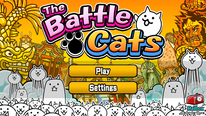 The Battle Cats (Unlimited Money)