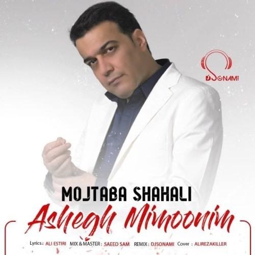 دانلود ریمیکس آهنگ جدید مجتبی شاه علی به نام عاشق میمونیم