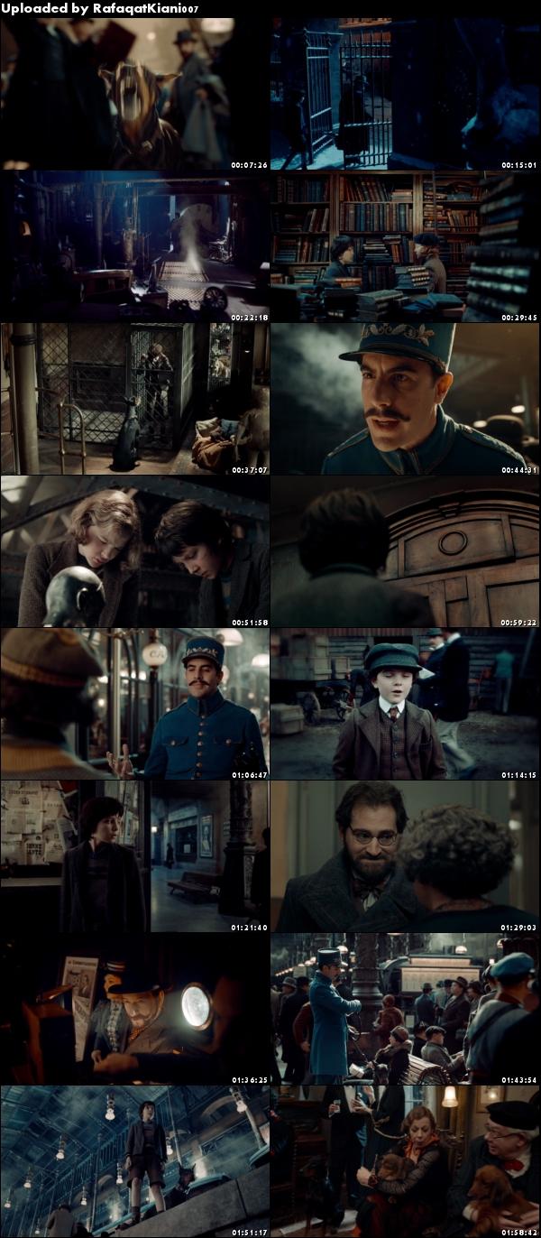 Hugo (2011) 1080p BluRay X264-AMIABLE