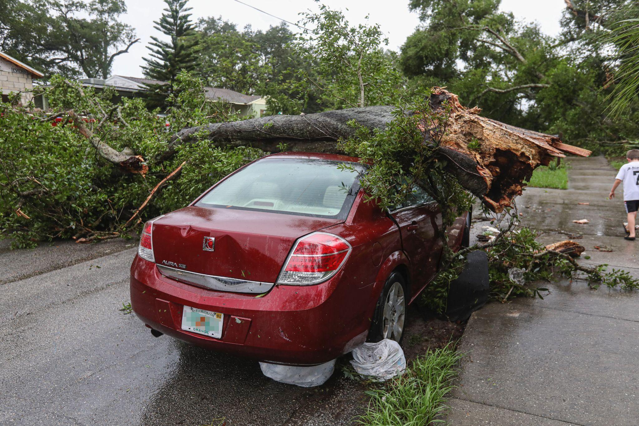 Comprehensive vs Collision Auto Insurance