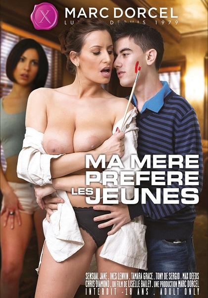 Моя мать предпочитает молодых / Ma mere prefere les jeunes (2016) DVDRip