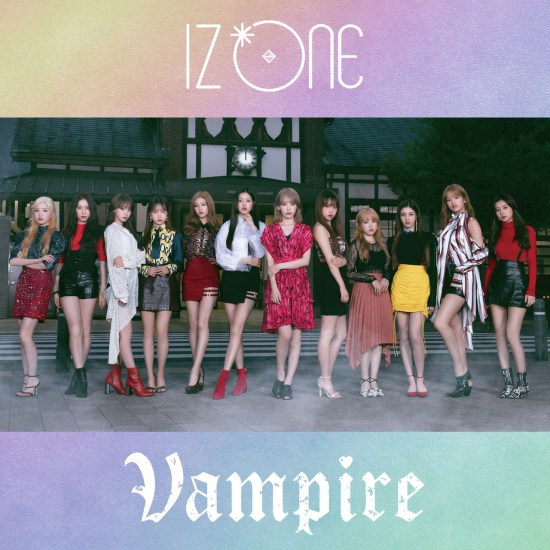 [Single] IZ*ONE – Vampire