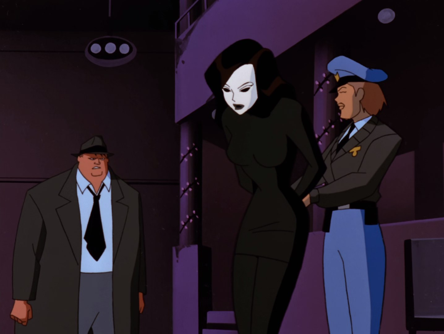 The New Batman Adventures (1997) Season 1 x265 10 Bits 1080p
