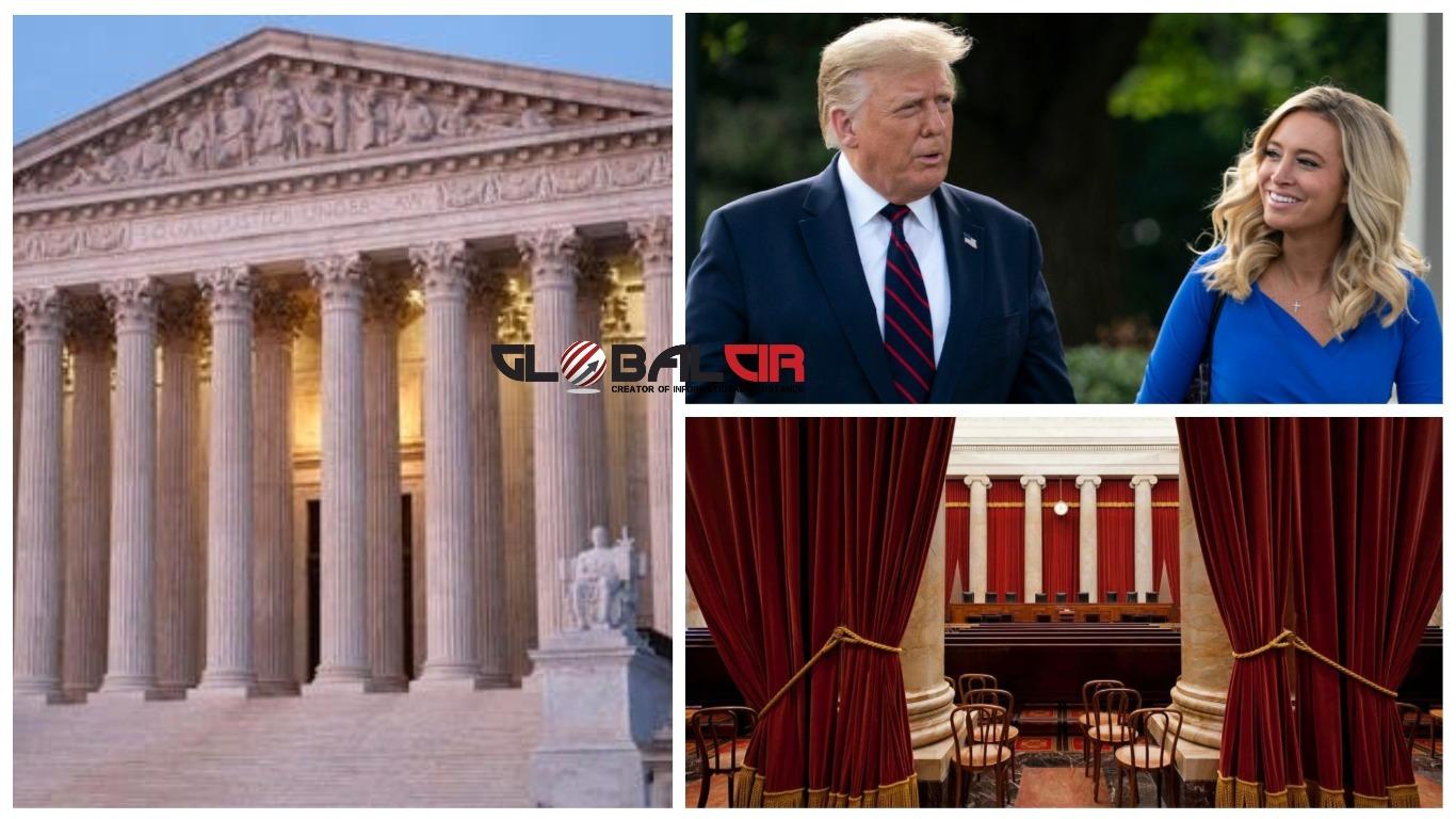 MEDIJI TO NEĆE MOĆI ZAUSTAVITI! McEnany: Trampov put do pobjede ide preko Vrhovnog suda gdje će biti razotkrivena 'sistemska izborna prevara'