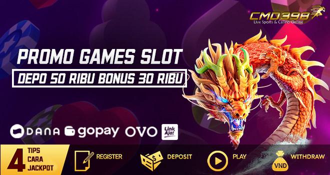 Slot Deposit GOPAY 10rb