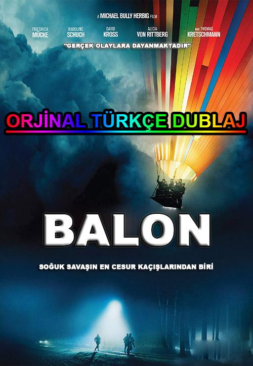 Balon | Balloon | 2018 | BDRip | XviD | Türkçe Dublaj | m720p - m1080p | BluRay | Dual | TR-EN | Tek Link