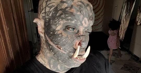 Tatuador-tatuado