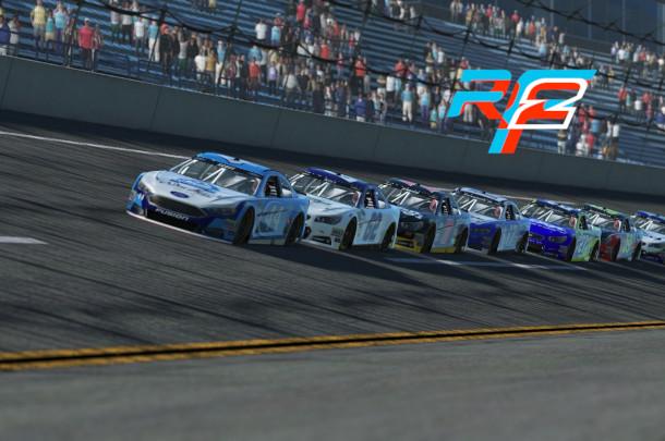 VRC NASCAR 2019 - Round 10 - Talladega