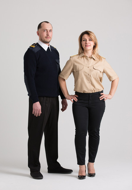 Форма для моряков
