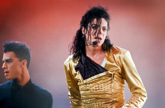 Michael-Jackson-Dangerous-World-Tour-Werchter-Festival-Ground-Werchter-Belgium-22nd-July-1992-Photo-