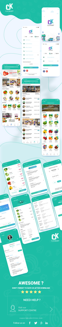 Multi Vendor Shopping Android App | Clickkart Download