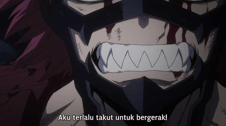 Boku no Hero Academia Season 4 Episode 9 Subtitle Indonesia