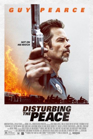 Na straży prawa / Disturbing the Peace (2020) PL.BRRip.XviD-GR4PE | Lektor PL