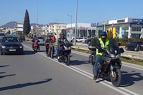 Συνεχή τα ατυχήματα στην εθνική οδό στο Αγρίνιο
