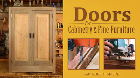 Doors for Cabinetry & Fine Furniture