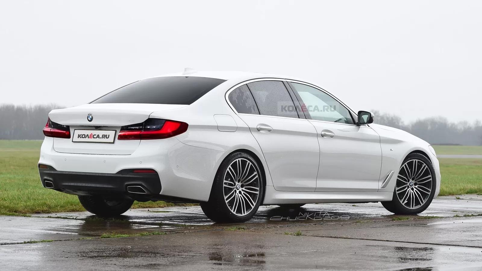 BMW Serie 5 (G30) LCI (2020) 39
