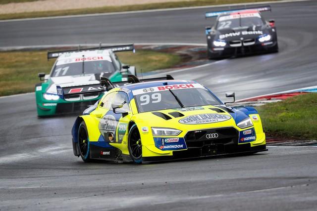 DTM – René Rast remporte le podium Audi au Lausitzring A204843-medium
