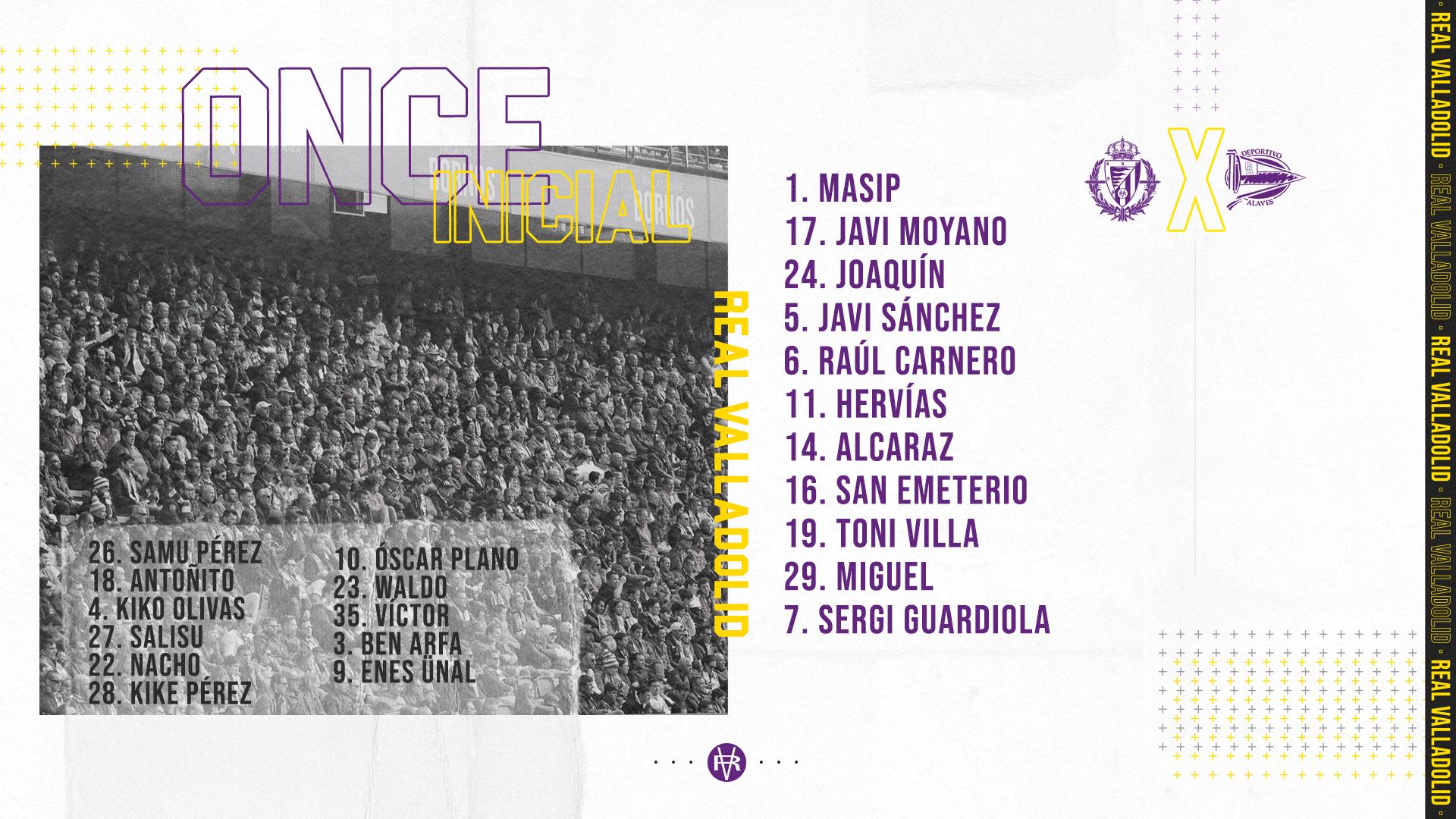 Real Valladolid C.F. - Deportivo Alavés. Sábado 4 de Julio. 19:30 20200704-182415