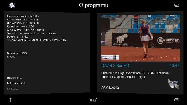 Backup VU+ Zero4K - Vu+ Zero 4K Images