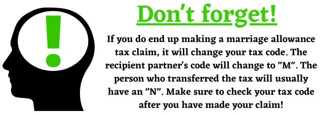 tax code image