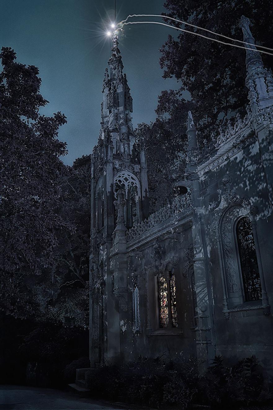 Фотографии загадочного имения Кинта да Регалейра