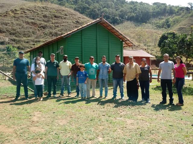 Produtores do ATeG Caprinocultura participam de Dia de Campo em Minas Gerais - SENAR MINAS