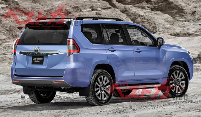 2020 - [Toyota] Land Cruiser VIII B2-E900-AA-E052-4975-A531-1066-D4619042