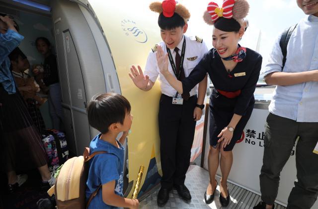 [Shanghai Disney Resort] Le Resort en général - le coin des petites infos  - Page 8 Zzzzz9