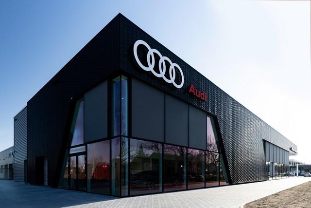 Durable et numérique : Audi ouvre un nouveau concept-store à Munich A211626-medium